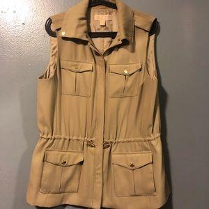 Michael Kors utility vest